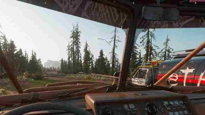 Конвои Far Cry New Dawn