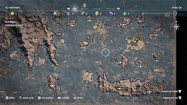 Прохождение Assassin Creed Odyssey