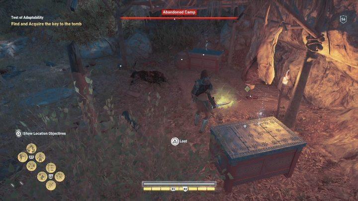 Assassin Creed Odyssey Божественное вмешательство